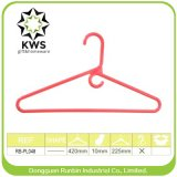 Buon Display Siut Hanger, Cloth Hanger con Good Quality per Display Unit Price Red Pants Hanger con Clips