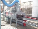 Plaque en acier du rouleau de nettoyage de surface par le biais de la machine de type grenaillage