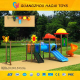 Grappig en Safe Kids Outdoor Playground voor Preschool (hat-006)