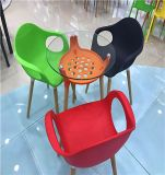 Muebles plásticos PP Eames del banquete que cena la silla