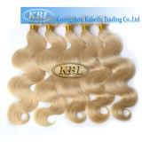 ヨーロッパ613#金毛、人間の毛髪の拡張