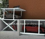 Hydraulischer doppelter Plattform-Auto-Heber mit dem CER bescheinigt