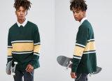 Рубашка пола Panelling контраста людей