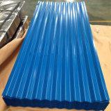 Алюминиевые Prepainted Цвет миниатюры на крыше 0.34мм*1020 мм PPGI пластину