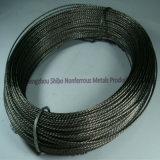 El filamento trenzado del tungsteno, Triple-Rosca el filamento trenzado del tungsteno
