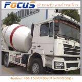 Fabrikant 12cbm van China de Vrachtwagen van de Tanker van de Concrete Mixer van de Apparatuur van de Bouw voor Filippijns