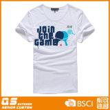 T-shirt fonctionnant de mode de jeu des sports des hommes