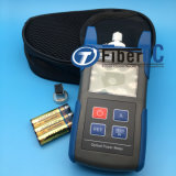 Handheld оптически тестер оптического волокна метра силы -50~+26 или -70~+6dBm