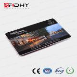 公共交通機関のためのF08の書き込み可能で、読解可能なRFIDのカード