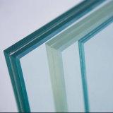 10мм прозрачного закаленного ламинированного стекла