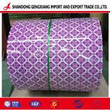 Печать цветов PPGL холодной/PPGI Galvalume стальной лист