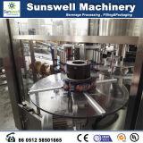 Máquina de etiquetado caliente rotatoria del pegamento de Metl
