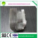 A anodização estrutura personalizada de zinco fundição de liga de fundição de peças