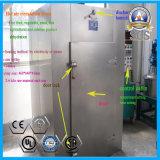 Estufa de secagem a alta qualidade da polpa dos frutos e produtos hortícolas a desidratação