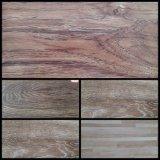 Professionnel sécher le plancher en bois arrière de planche de vinyle de regard