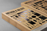 Folletos/folleto del folleto/de la impresión del asunto