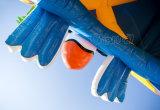 Het gouden het Springen van het Kasteel van de Lucht van de Jonge geitjes van Vissen Huis van de Sprong/het Opblaasbare Kasteel Combo CB3002 van de Uitsmijter