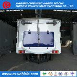 Polvere di lavaggio dell'alta della via strada efficiente di pulizia che raccoglie i camion della spazzatrice di via di vuoto di 4X2 Isuzu da vendere in Filippine