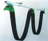 PVC flexible de goma de combustión lenta Cable eléctrico Cable plano