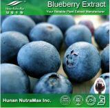 100%の純粋なブルーベリーのエキスのブルーベリージュースの濃縮物のブルーベリーのエキスProanthocyanidins 25%