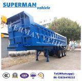 38 Cbm de Aanhangwagen van de Kipper van het Nut/Aanhangwagen van de Lader van de Vrachtwagen van de Stortplaats van de Lading de Semi