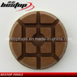 3 Polegada D80mm concreto almofada de polir a seco