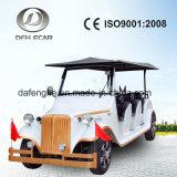 Coche eléctrico de lujo de la vendimia para el coche de visita turístico de excursión de Seater del área escénica 8