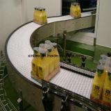 Plastic Sprocket Chain Plates Correia transportadora modular para processamento de alimentos