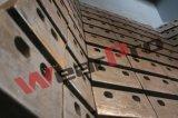 i materiali bimetallici Chocky di usura 63HRC/700bhn esclude & blocchi