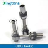 In het groot Gewilde Tank Van uitstekende kwaliteit 2 van Kingtons de Verstuiver van de Olie Cbd