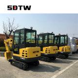 Китай низкая цена 1.8t 1.8 T 1800кг мини-экскаваторы для продажи