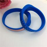 Staatsflagge kundenspezifische Tyvek Wristbands-Qualität