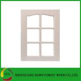 熱い販売のガラス台所ドアデザインかガラス前部食器棚のドア