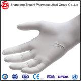 Gants chirurgicaux de poudre médicale remplaçable et de latex libre de poudre