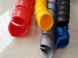 Exportação de fábrica da luva de borracha em espiral de plástico PP