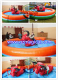 Rodeo 2015 Bull Infatable Mechanical Bull Bouncer Mat Riding Bull per Kids