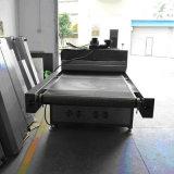Macchina UV della stampa di effetto di seta automatico del fiocco di neve per il LED con il nastro trasportatore del Teflon