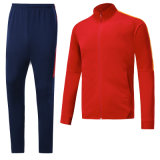 Fußball Jirsey Mann-kundenspezifischer Sportkleidung-Gymnastik-Fußball-Abnützung-Fußball-langes Hemd