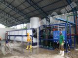 Fabricante principal da máquina de fatura de gelo de China