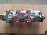 Pompa a ingranaggi genuina degli autocarri con cassone ribaltabile di Hm350 KOMATSU: 705-95-07090 parti