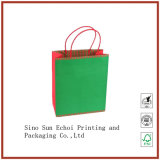 Small Gift Paper Bags with Logo Print by China Supplier