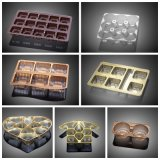 Deksels die van de Koepel van de Cake van de Prijs van de fabriek de Directe Uitstekende Plastic Machine vormen