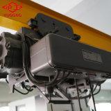 Monorail élévateur de câble métallique de 7.5 tonnes pour la grue