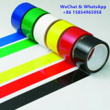 Farbiger transparenter LLDPE Film für das PS-Panel, das Gebrauch bekanntmacht