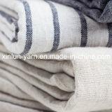 의복을%s 인쇄 면 혼합 리넨 직물 또는 커튼 또는 실내 장식품