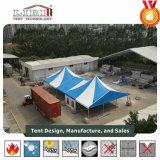 [هي بك] خارجيّ زرقاء وبيضاء لون [كتوميزد] سيرك فسطاط خيمة لأنّ عمليّة بيع