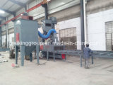 Popular Steel Surface Cleaning prepare Removing SHOT Blasting Machine