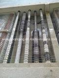 Ligne de production d'électrodéposition pour fil d'acier