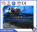QC12Y-12X4000 гидравлический дальнего света поворотного механизма срезания и Cuttng машины