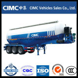 Cimc 60m3 Tri-Axle Bulk Cement Trailer